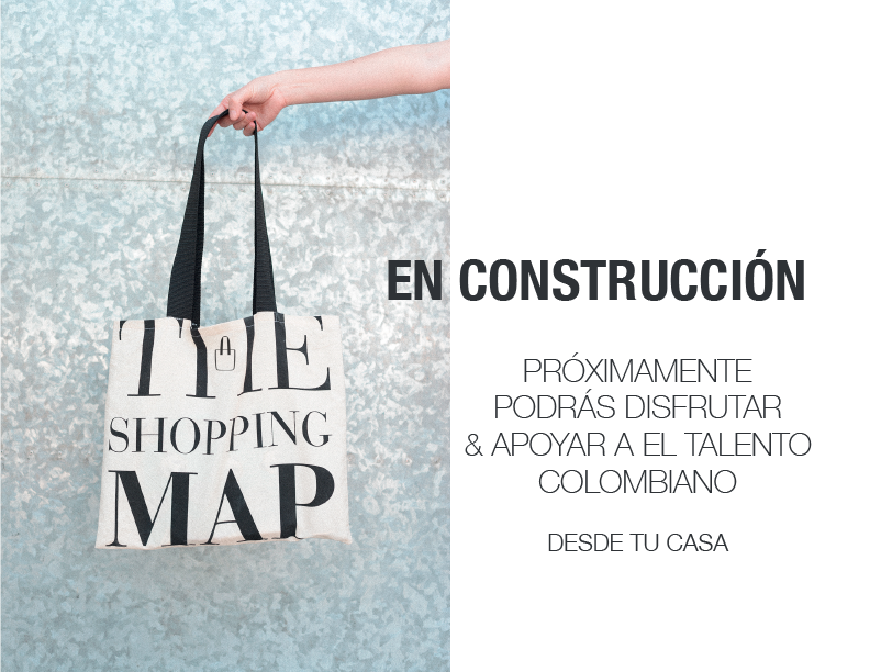 The Shopping Map